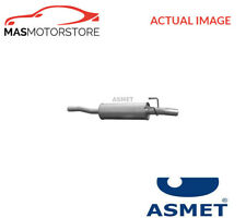 EXHAUST SYSTEM REAR SILENCER ASMET 02054 I NEW OE REPLACEMENT