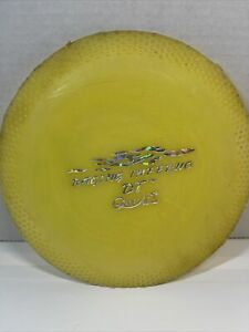RAGING INFERNO DT Quest Advanced Technologies 160g DISC GOLF RARE DIMPLES Used