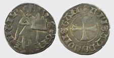 PESARO - COSTANZO I SFORZA 1473-1483 -AG/ 1/3 DI GROSSO