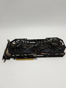 Gigabyte NVIDIA GeForce GTX 980 ti  6GB GDDR5 WINDFORCE OC Graphics card