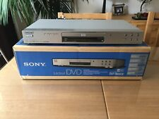 Sony DVP-NS92V DVD SACD Player - Silver - With Remote, Manual and Boxed