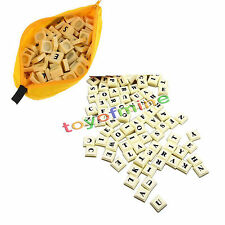 Bananagrams Game Toy Puzzle Educational Spelling Words Fun Travel Play Board