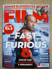 Total Film # 257 May 2017  Fast & Furious 8 / Blockbuster Preview / The Warriors