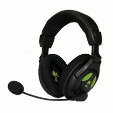 Turtle Beach X12 Black Headband Headsets for Microsoft Xbox 360