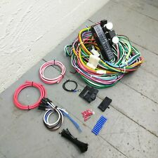 1956 - 1962 Corvette Wire Harness Upgrade Kit fits painless circuit complete KIC