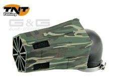 Filtro de aire rennluftfilter racingluftfilter R-Evolution 2 90 ° 28-35mm camuflaje