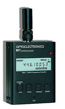 OPTOELECTRONICS M1 FREQUENCY COUNTER w/TCXO Option NEW