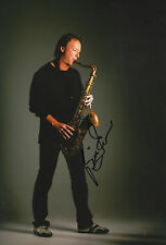 Bill Evans signed 8x12 inch photo autograph