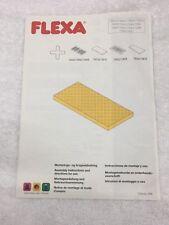 FLEXA BED COVER - BLUE - #738505