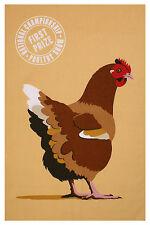 Geschirrtuch Penny Huhn von Ulster Weavers, Küchenhandtuch