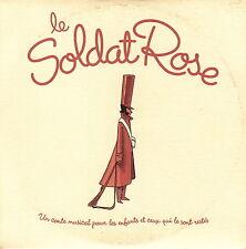 Compilation CD Le Soldat Rose - Promo - Europe (EX/M)