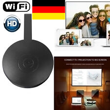 2nd Digital HDMI Media Video Streamer Wi-Fi Generation Für Miracast&Chromecast