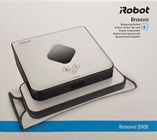 iRobot Braava 390t Cleaning Robot, Cleans Surface up To 92,9 M ² - IN Boxed