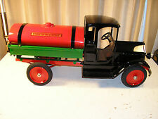 Vintage Sturditoy Oil Company Tanker Tank Truck #544 Restored