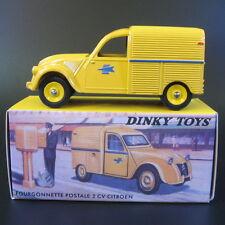 Dinky Toys 1:43 Citroen 2CV Fourgonnette Postale die-cast car model Ref 560
