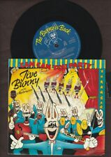 """Jive Bunny and the Mastermixers - Can Can You Party - 7"""" picture sleeve single"""