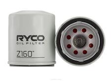 Ryco Oil Filter Z160