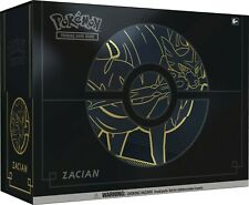 Pokemon Sword and Shield Elite Trainer Box Plus Zacian Pre-Order