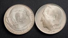 1981, Czechoslovakia (Socialist Republic). Proof Silver 100 Korun Coins. 2pcs!