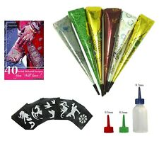 6 cone+stencil+bottle+ebook Combo Pack | Combo Pack