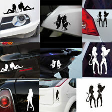 Car Sticker Styling Cover Vinyl Decal Devil Angel Applique Motorcycle Decoration