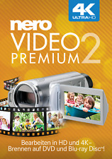 Nero Video Premium 2 (DVD Box) - Multilingual