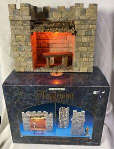 "Fontanini Heirloom ~ CITY WALLS Lighted Vendor Stall For 5"" Nativity #94804 NEW"