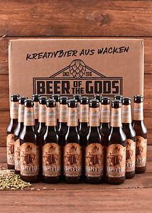 18 x Crafty Loki - Nordic Pale Ale 0,33l - Wacken Brauerei Craft Beer Paket Set