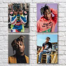 Juice Wrld Poster A4 NEW Set HQ Print Sexy Rap Rapper Home Wall Decor
