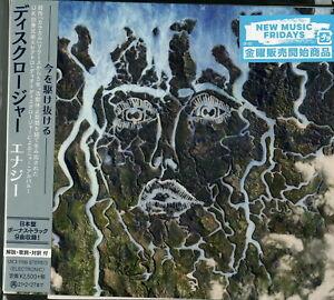 DISCLOSURE-ENERGY-JAPAN CD BONUS TRACK F56