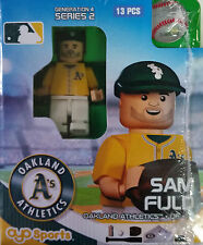 Sam Fuld OYO Oakland Athletics MLB Mini Figure NEW G4