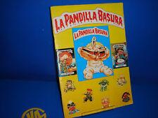 ALBUM DE CROMOS buen estado LA PANDILLA BASURA 1985 -227 cromos de 275