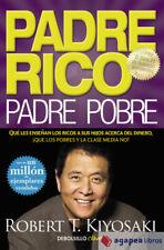 Padre Rico, Padre Pobre. NUEVO. ENVÍO URGENTE (Librería Agapea)