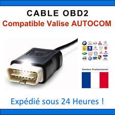 Câble de remplacement OBD2 - Compatible VALISE AUTOCOM CDP+ / CDP PRO