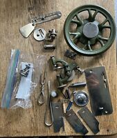 Western Electric Sewing Machine Parts Vintage Large Lot Shuttle Bobbins