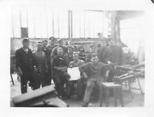 Orig. Foto Deutsche Soldaten Abteilung Feldküche Feldwerkstatt Vitré 1940
