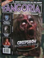 Fangoria Magazine Vol. 2 # 5  Creepshow & Rob Zombie on 3 From Hell  Brand new