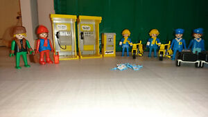 Playmobil Post mit Zubehör