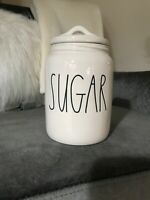 """Rae Dunn baby """"SUGAR"""" Canister VHTF! Baby canister."""
