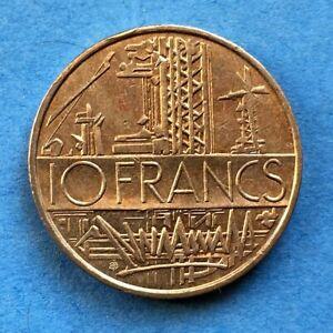 1987 10 Francs France - High Grade Coin