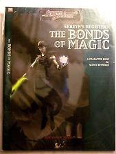 WW #16130 Sword & Sorcery D20 BONDS OF MAGIC (New/NM, 9.4 or better/2002)