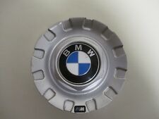 (1) Genuine BMW M Series Alloy Hubcap Hub Center Cap Wheel Cover # 09 32 219