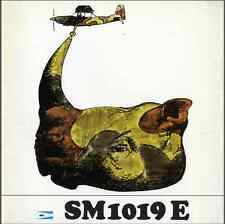 SIAI SAVOIA MARCHETTI SM1019 E 1980 (eng) BR_2ALE AERONAUTICA Brochure - DVD