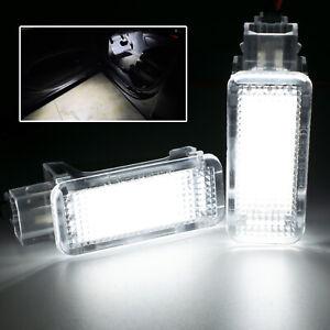 LED Footwell Courtesy Luggage Trunk Light For Skoda Fabia Octavia Yeti Superb