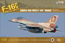 Kinetic k48012 - 1:48 f-16c bloc 40 IDF Baraka-Neuf