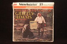 Grizzly Adams Viewmaster 1978 SEALED NBC TV Show