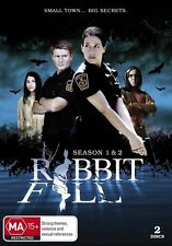 Rabbit Fall - The Complete Series (DVD, 2010, 2-Disc Set)-REGION 4--Free postage