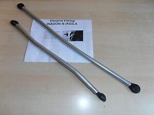 SUZUKI  WAGON R 2000-2012 WIPER MOTOR LINKAGE PUSH ROD KIT Wipex Kit No166