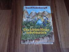 Traudl Kulenkampff -- Der KLEINE RIESE KEHRT ZURÜCK / Illus. Erich Zechmeister
