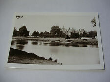 Lot128 - c1870 ETON COLLEGE From The RIVER - Real Photo